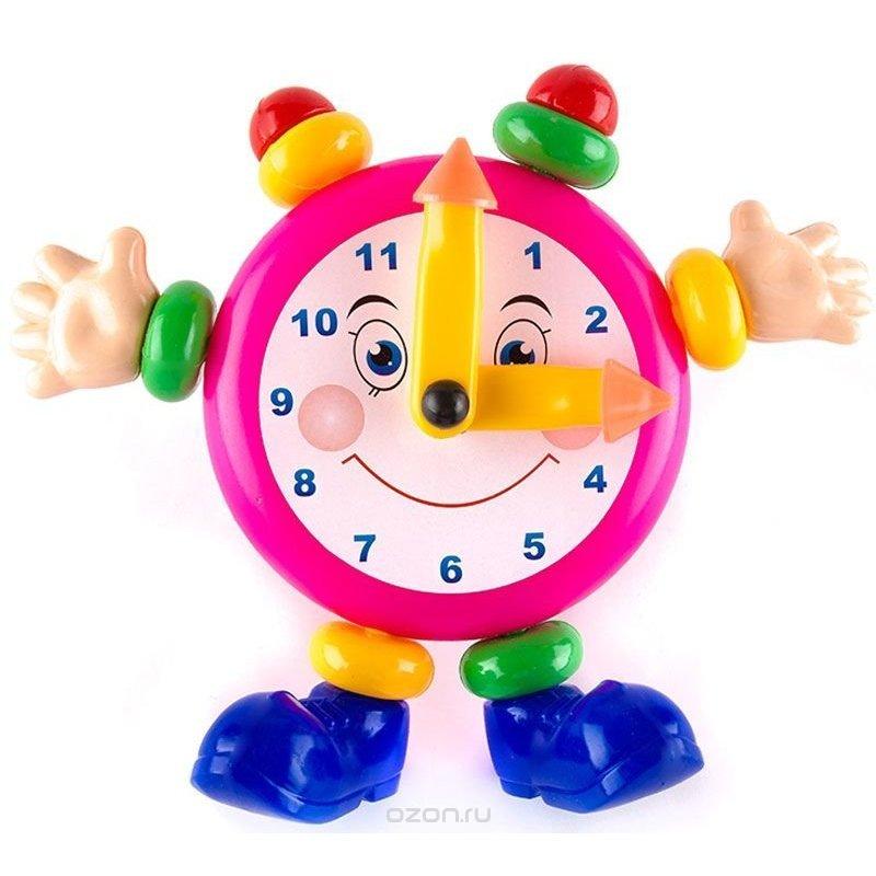 Картинка с изображением часов для детей