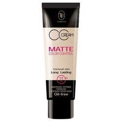 CC Cream Matte Color Control 40 мл Триумф TF