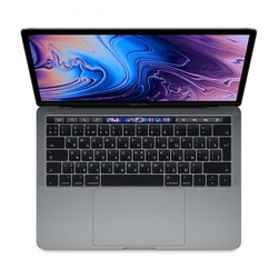 "Apple MacBook Pro 13 with Retina display Mid 2017 (Intel Core i5 2300 MHz/13.3""/2560x1600/16Gb/512Gb SSD/DVD нет/Intel Iris Plus Graphics 640/Wi-Fi/Bluetooth/MacOS) (Z0UK0009V) (серый)"