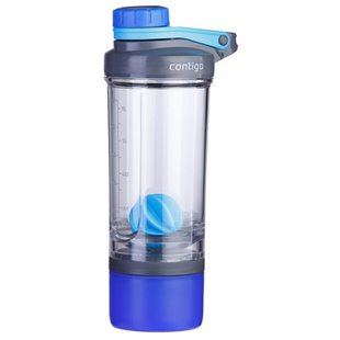 Шейкер Contigo Shake & Go FIT + compartment 0.65 л