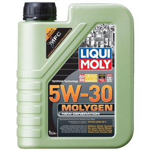 LIQUI MOLY Molygen New Generation 5W-30 1 л