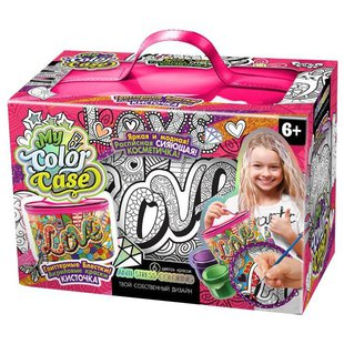 Danko Toys Косметичка-раскраска My Color Case Love (COC-01-04)