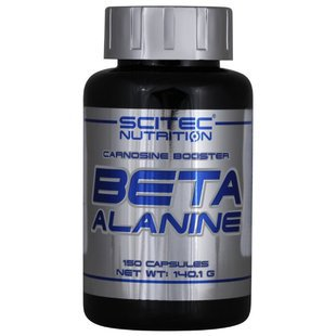 Аминокислота Scitec Nutrition Beta Alanine (150 капсул)