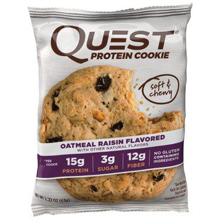 Quest Nutrition печенье Protein Cookie (1 шт.)