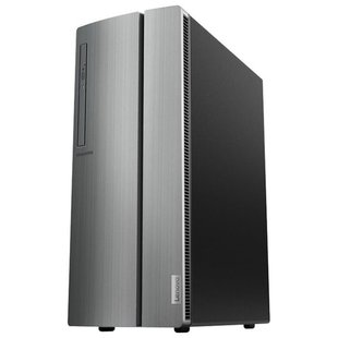 Настольный компьютер Lenovo 510-15ICB (90HU006JRS) Mini-Tower/Intel Core i5-8400/12 ГБ/256 ГБ SSD/1024 ГБ HDD/NVIDIA GeForce GTX 1050 Ti/Windows 10 SL
