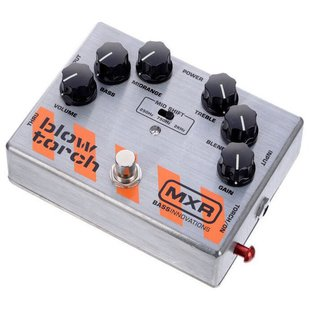Dunlop педаль M181 MXR Blow Torch Distortion