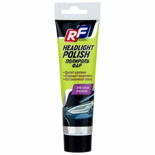 RUSEFF Полироль фар Headlight Polish 11256N, 0.1 л