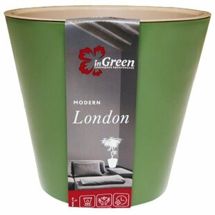 Кашпо InGreen London ING6206, 5л, 23х20.8 см