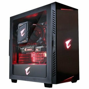 Игровой компьютер SLComputers AORUS-RYZEN 5 3600X Midi-Tower/AMD Ryzen 5 3600X/16 ГБ/256 ГБ SSD/NVIDIA GeForce GTX 1660 Ti/Windows 10 Pro