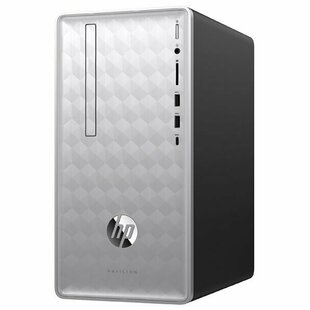 Настольный компьютер HP Pavilion 590-p0025ur (4JS57EA) Mini-Tower/Intel Core i3-8100/8 ГБ/1 ТБ HDD/NVIDIA GeForce GTX 1050/Windows 10 Home