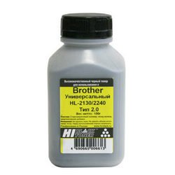 Тонер для Brother HL-1110, HL-1112R, HL-2140R, HL-2130R, HL-2142R (Hi-Black 99122149004) (черный) (100 гр)